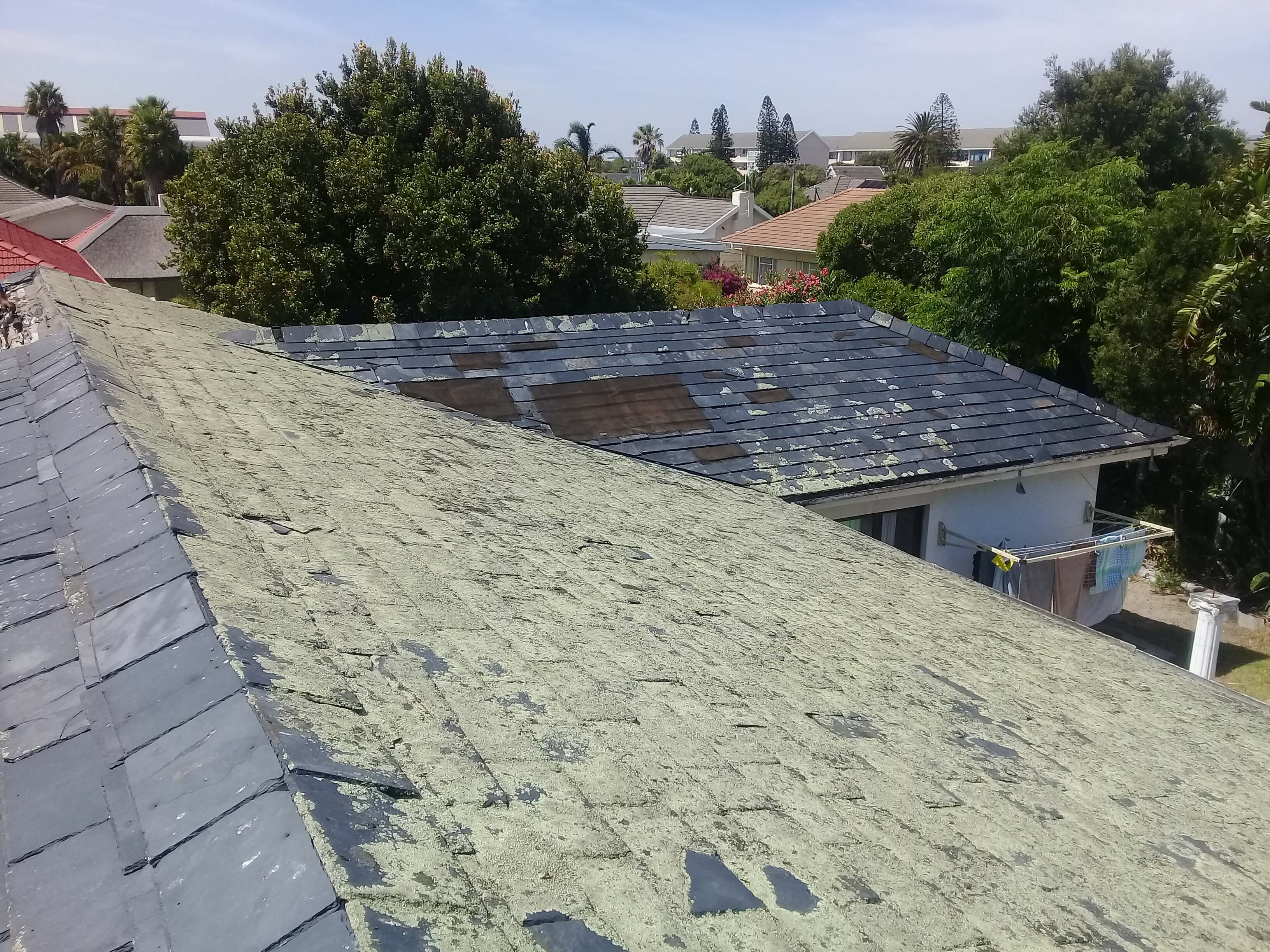 Harvey Tiles_Competitor_SA's Leading Thatch Tile Solution_Fiddler Roofing Products_slate tile job