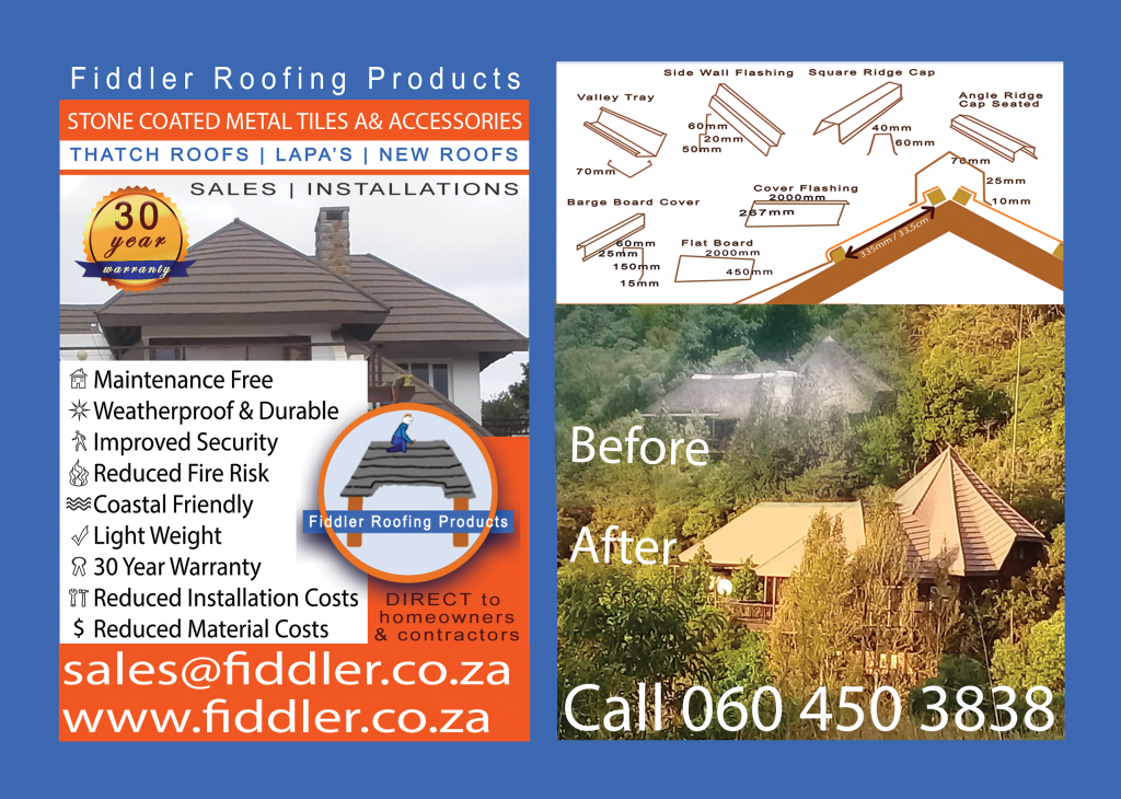 fiddler roofing products technical information