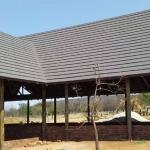 modern thatch roof